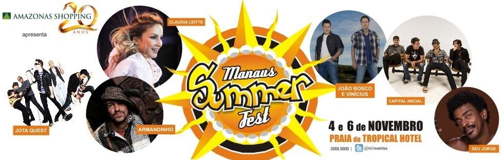 Manaus Summer Fest 2011